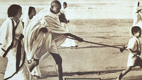 Need for a Gandhi movie was never more urgent