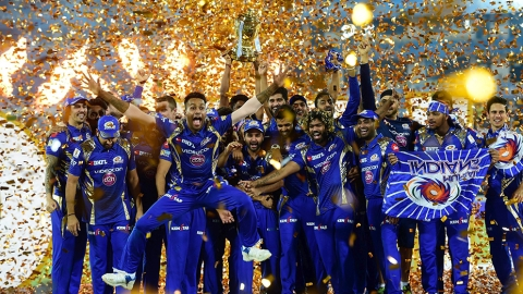 IPL Finals: Mumbai Indians lift trophy in a last ball thriller