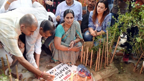 Nirbhaya case: SC confirms death penalty for four convicts