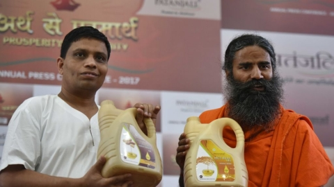 Book extract: Baba Ramdev's Nepal connection