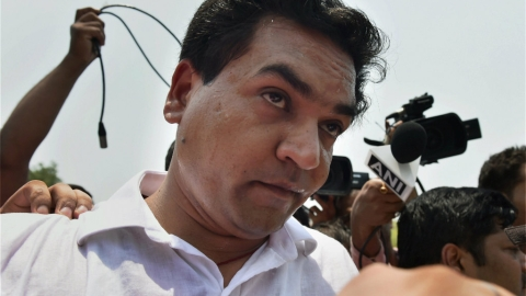 Complaint against BJP member Kapil Mishra for communal tweet on Diwali