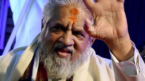 The enigma of Chandraswami