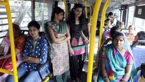 Indian women: Second-class citizens in their own land