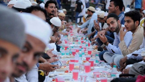 Where have the Iftar 'parties' gone?