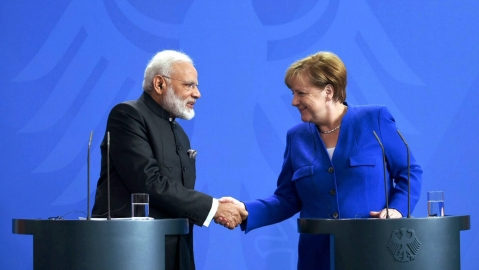 World order in a tailspin but India without a game plan