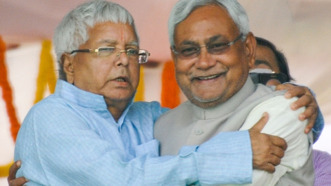 Lalu Yadav may blink first but can Nitish be blamed?