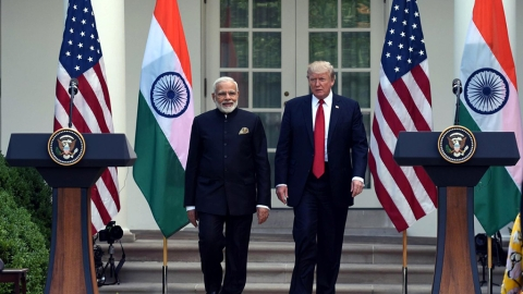 Has Delhi now become a guarantor for US business interests?