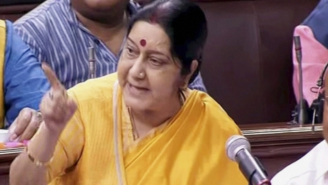 All countries support India on border issue with China says Sushma
