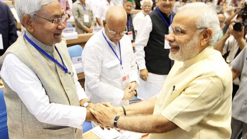 Nitish Kumar-Modi power game perfected over months in shadows