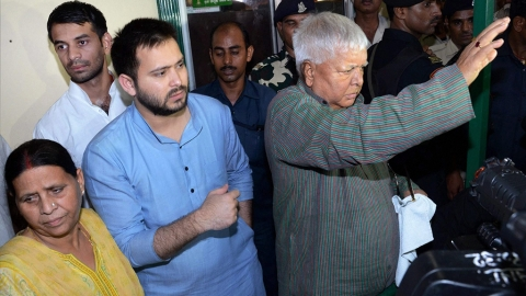 Lalu pays price for attempting to forge Opposition unity