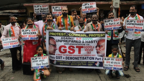Heavens will not fall if GST is deferred till April