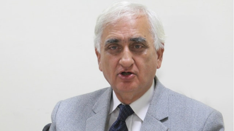There are 'good RSS people' in the Congress, says Salman Khurshid