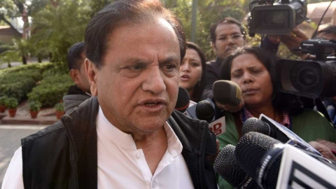 Ahmed Patel says Congress will win 115-120 seats in Karnataka