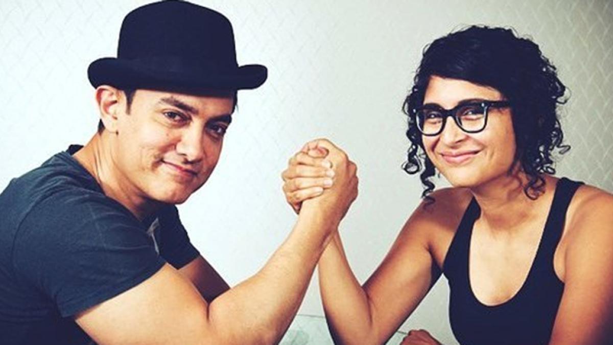 Entertainment: Aamir Khan and Kiran Rao down with swine flu
