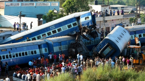 Utkal Express derailment: At least 24 dead, 156 injured