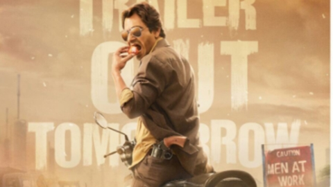 Entertainment: FCAT clears Bandookbaaz with 8 cuts