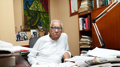 The hatred was much less in 1947 than now: Kuldip Nayar