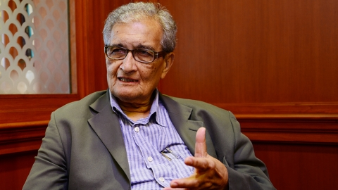 Bengal BJP leaders wonder if Prof Amartya Sen 'understands' Bengali culture