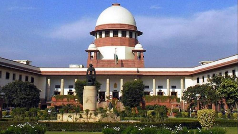 A file photo of India's Supreme Court