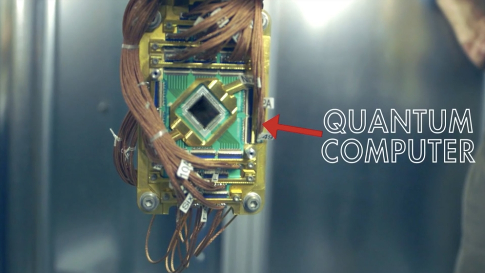 Quantum computing can make computers work a lot faster