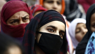Photo by Waseem Andrabi/Hindustan Times via Getty Images