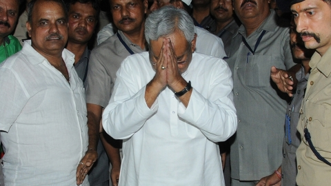 Nitish Kumar's Bihar insists tagging animals for 'Qurbani'