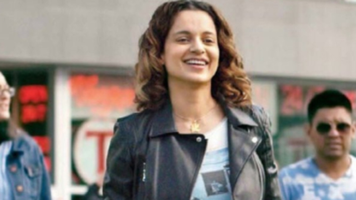 Entertainment: Kangana is at her best in 'Simran'