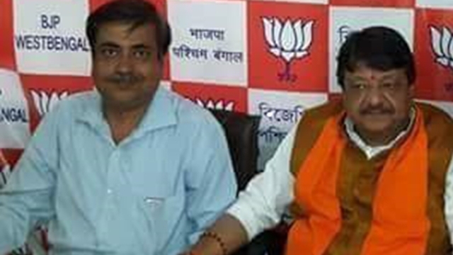 Rajesh Jain Surana, also  named by Santosh as a key member of his team, with Kailash Vijayvargia.