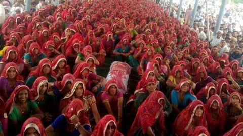 Farmers' protest forces Rajasthan to agree to all demands