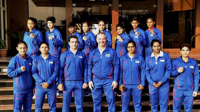 Indian women pugilists leave for Istanbul for preparations  ahead of AIBA World Youth Boxing Championship in Guwahati later this year in New Delhi.
