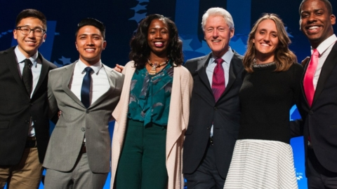 Entertainment: Bill Clinton's first novel gets TV adaptation