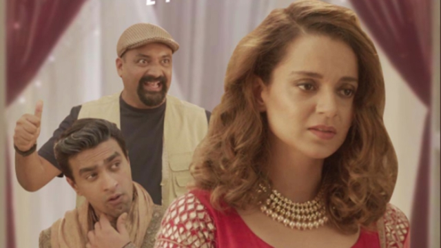 A glimpse of AIB's The Bollywood Diva song