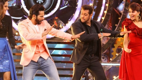 Entertainment: Judwaa 2 proves Varun is on Dhawan's track