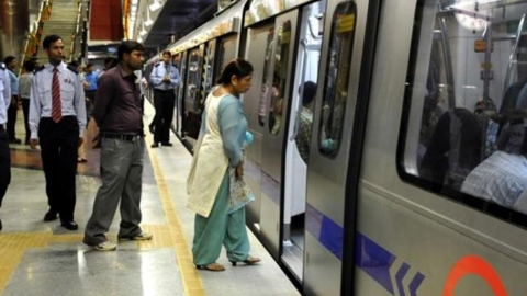 Delhi metro rides costlier from Tuesday