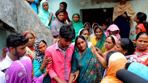 Jharkhand mob lynching case: Eyewitness wife dies in accident on hearing day, family cries 'murder'