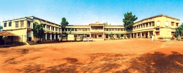 File picture of an RSS-run Saraswati Shishu Mandir school.