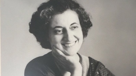 Indira Gandhi, a towering statesman  gets scant attention from government