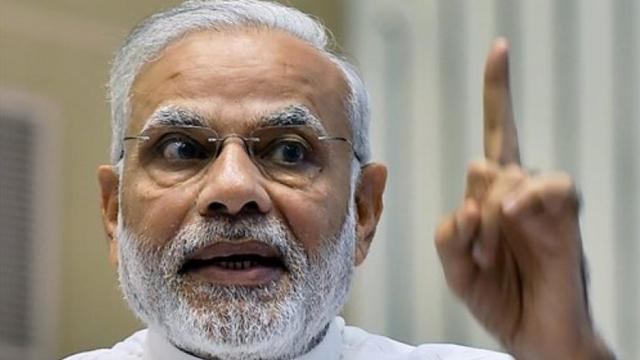 A file photo of Prime Minister Narendra Modi