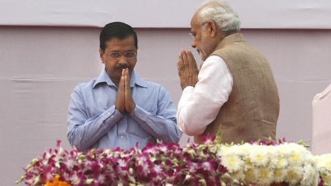 BJP banks on AAP, NCP and JD(U) to deliver Gujarat