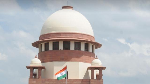 File photo of the Supreme Court