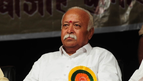 J&K: Mohan Bhagwat's remarks on Article 370 draw sharp criticism