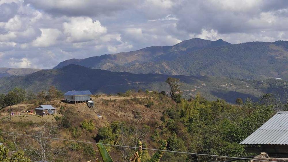 File photo of Meghalaya's Ukhrul district