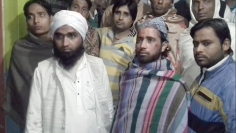 Three Muslim clerics beaten, thrown out of train in Baghpat, UP