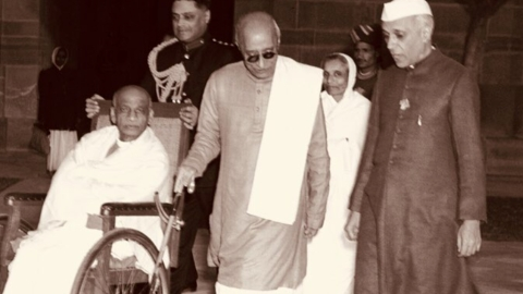 Remembering the man whose vision became the Idea of India