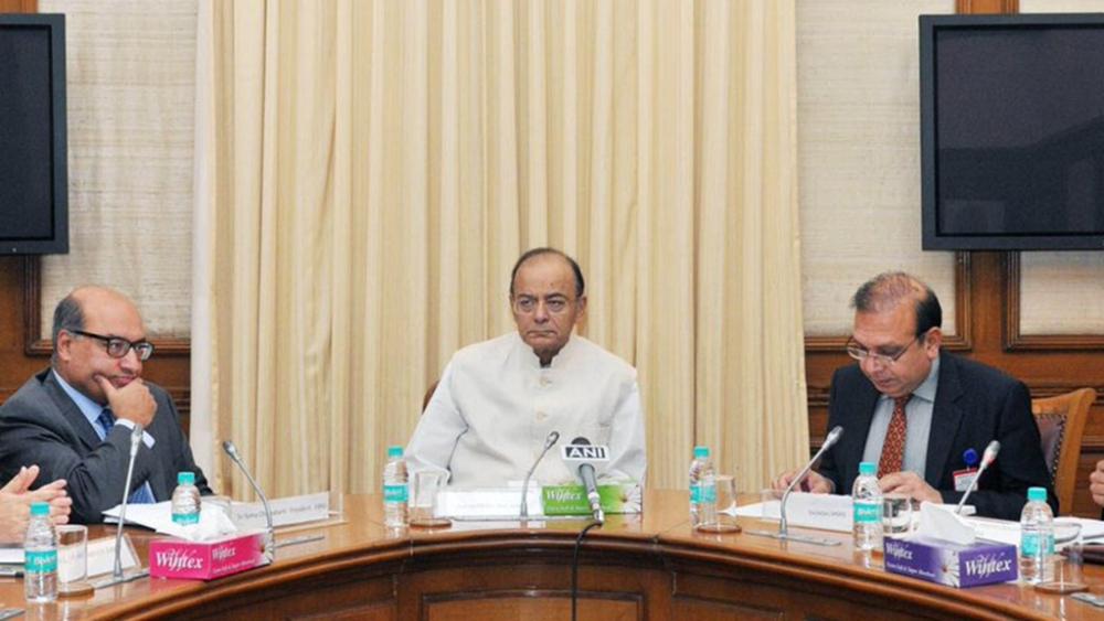 File photo of Finance Minister Arun Jaitley