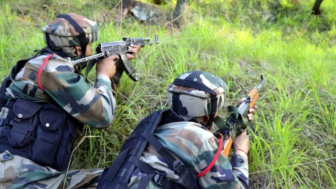 3 Maoists killed in Jharkhand gunfight