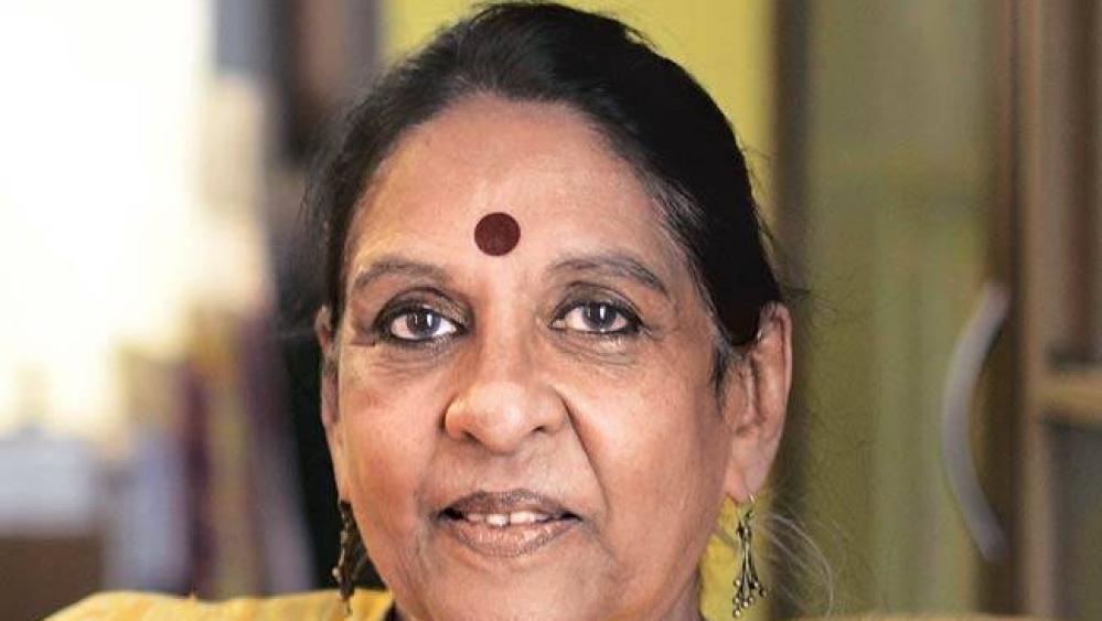 A file photo of Jaya Jaitly