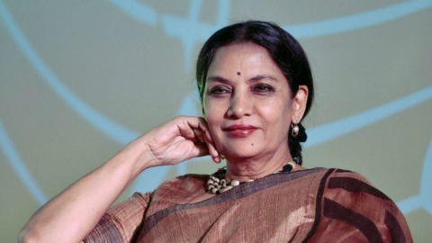 We don't look after art in our society: Shabana Azmi