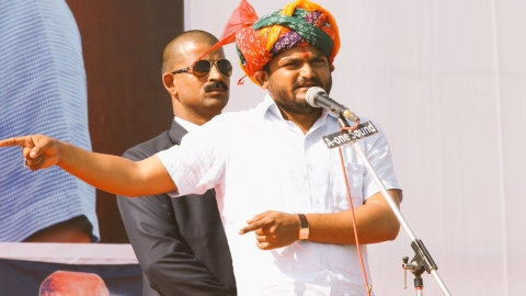 Patidar leader Hardik Patel set to join Congress in presence of Rahul-Priyanka on March 12