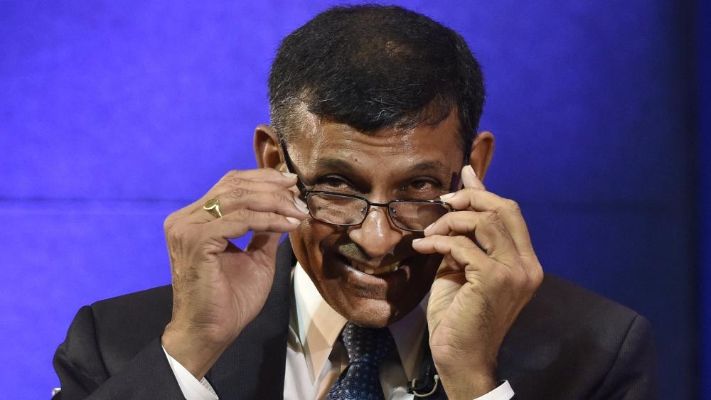 A file photo of Former Governor of Reserve Bank Of India Raghuram Rajan